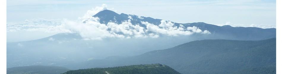 八幡平からの眺望